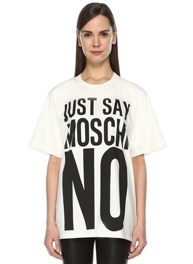 Tişört-Moschino